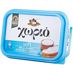 Μαργαρίνη ΜΙΝΕΡΒΑ χωριό soft με γιαούρτι (250g)