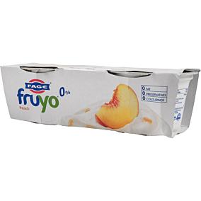 Γιαούρτι επιδόρπιο FRUYO ροδάκινο (2x170g)