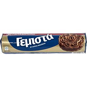 Μπισκότα ΠΑΠΑΔΟΠΟΥΛΟΥ με γέμιση κακάο (12x200g)