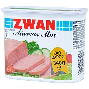 Κονσέρβα ZWAN ζαμπόν luncheon meat (340g)
