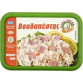 Σαλάτα Βουδαπέστη ΑΛΦΑ ΓΕΥΣΗ (450g)