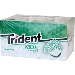 Τσίχλες TRIDENT White Mini δυόσμος (100τεμ.)