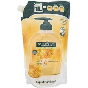 Κρεμοσάπουνο PALMOLIVE γάλα-μέλι (1lt)