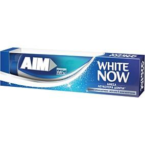 Οδοντόκρεμα AIM white now (75ml)