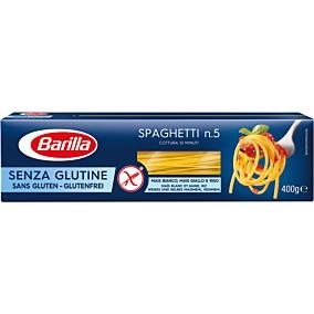 Μακαρόνια BARILLA Νο.5 - τρυπητά Spaghetti χωρίς γλουτένη (400g)