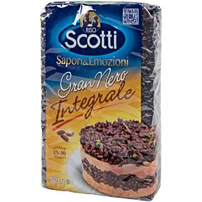 Ρύζι SCOTTI μαύρο (500g)