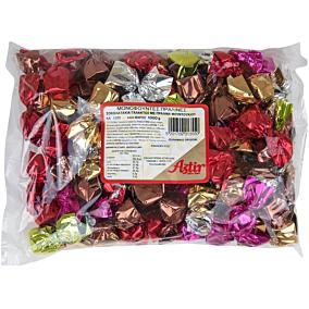 Σοκολάτα CRUNCH υγείας με μπισκότο (1kg)