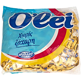Καραμέλες O'LEI βουτύρου χωρίς ζάχαρη (1kg)