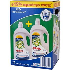 Απορρυπαντικό ARIEL REGULAR πλυντηρίου ρούχων, υγρό (140μεζ.)