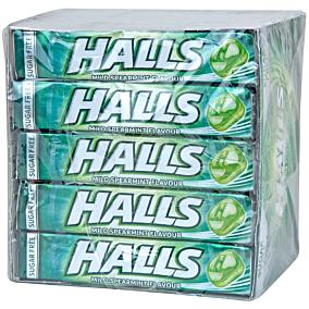 Καραμέλες HALLS δυόσμος (20τεμ.)