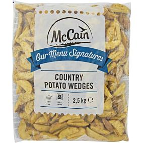 Πατάτες MCCAIN country με μυρωδικά κατεψυγμένες (4x2,5kg)