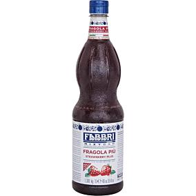 Σιρόπι FABBRI MIXYFRUIT fragola più (1lt)
