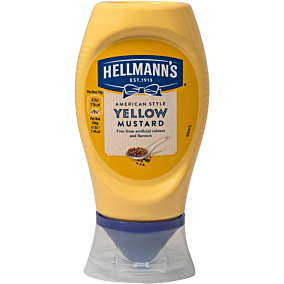 Μουστάρδα HELLMANN'S Yellow (260g)