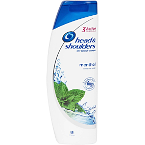 Σαμπουάν HEAD & SHOULDERS menthol (360ml)