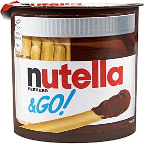 Γκοφρέτα NUTELLA & GO! (52g)