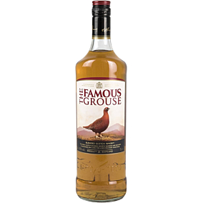 Ουίσκι THE FAMOUS GROUSE (1lt)