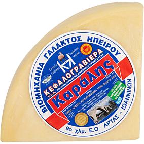 Τυρί ΚΑΡΑΛΗΣ κεφαλογραβιέρα (~3kg)