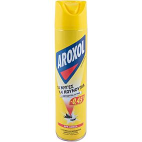 Εντομοκτόνο AROXOL σε σπρέι (300ml)