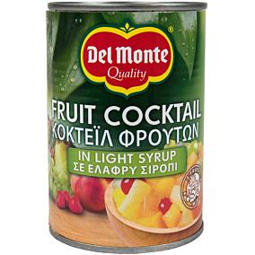 Κομπόστα DEL MONTE φρουτοσαλάτα σε ελαφρύ σιρόπι (420g)