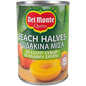 Κομπόστα DEL MONTE ροδάκινο μισό σε σιρόπι (420g)