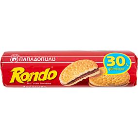 Μπισκότα RONDO σοκολάτα -0,30€ (250g)