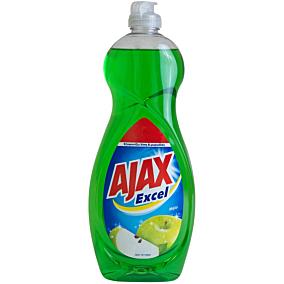 Απορρυπαντικό πιάτων AJAX excel μήλο -0,50€ (750ml)