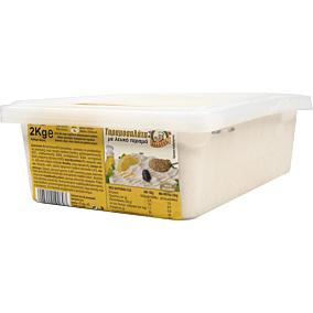 Ταραμοσαλάτα ΑΛΦΑ ΓΕΥΣΗ λευκή (2kg)