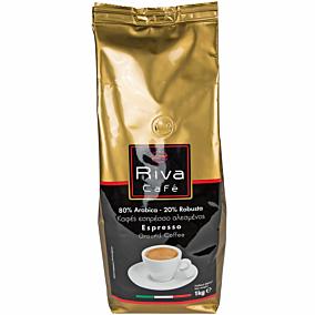 Καφές RIVA CAFÉ espresso gold αλεσμένος (1kg)