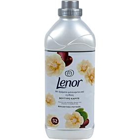 Μαλακτικό ρούχων LENOR βούτυρο καριτέ συμπυκνωμένο (52μεζ.)