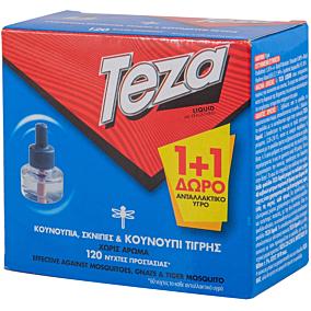 Εντομοαπωθητικό TEZA για μύγες και κουνούπια, σε σπρέι (250ml)