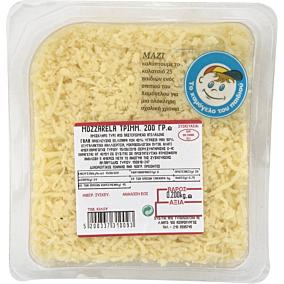 Τυρί VIKO mozzarella τριμμένη (200g)