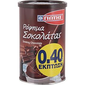 Ρόφημα ΓΙΩΤΗΣ σοκολάτα -0,40€ (400g)