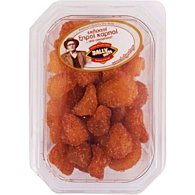 Μήλα BALLY NUTS αποξηραμένα με κανέλα (200g)