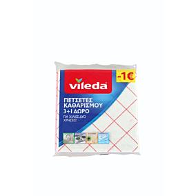 Πετσέτα VILEDA (4τεμ.)