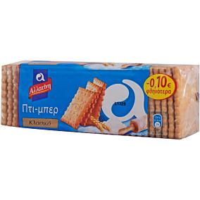 Μπισκότα ΑΛΛΑΤΙΝΗ ΠΤΙ ΜΠΕΡ βουτύρου (225g)