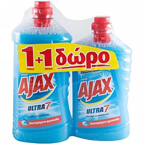 Καθαριστικό πατώματος AJAX ultra regular (1,5lt)