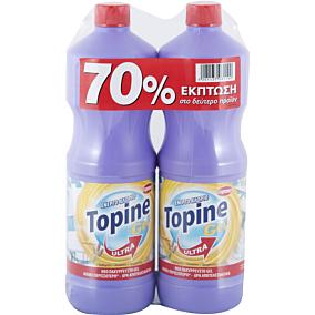 Χλωρίνη TOPINE λεβάντα υγρό  (1250ml)