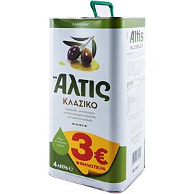 Ελαιόλαδο ΑΛΤΙΣ -3€  (4lt)