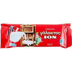 Σοκολάτα ΙΟΝ γάλακτος (30g)