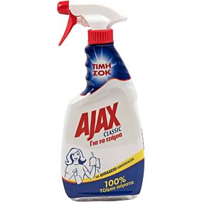 Καθαριστικό τζαμιών AJAX Classic με αντλία, υγρό (500ml)