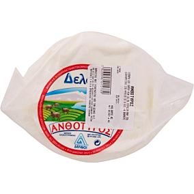 Τυρί ΔΕΛΦΟΙ ανθότυρο μαλακός (~2kg)