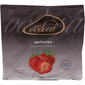 Φράουλα ΕΚΛΕΚΤΗ ΣΟΔΕΙΑ κατεψυγμένη (500g)
