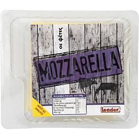 Τυρί LEADER mozzarella σε φέτες (200g)