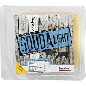 Τυρί LEADER gouda light σε φέτες (200g)
