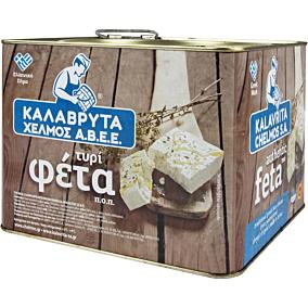 Τυρί ΧΕΛΜΟΣ φέτα (~7,5kg)