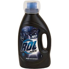 Απορρυπαντικό ROL black πλυντηρίου ρούχων, υγρό (25μεζ.)