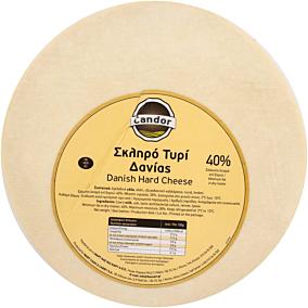 Τυρί CANDOR blue cheese Δανίας (~9kg)