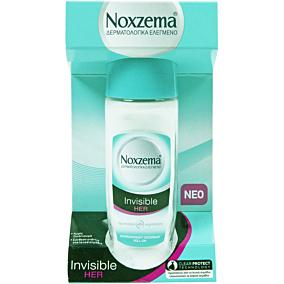 Αποσμητικό σώματος NOXZEMA Invisible HER roll on (50ml)
