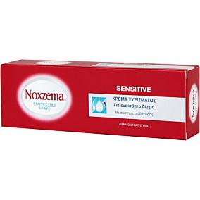 Κρέμα ξυρίσματος NOXZEMA sensitive (100ml)