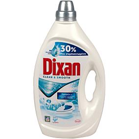 Απορρυπαντικό DIXAN CLEAN & SMOOTH πλυντηρίου ρούχων, υγρό (42μεζ.)